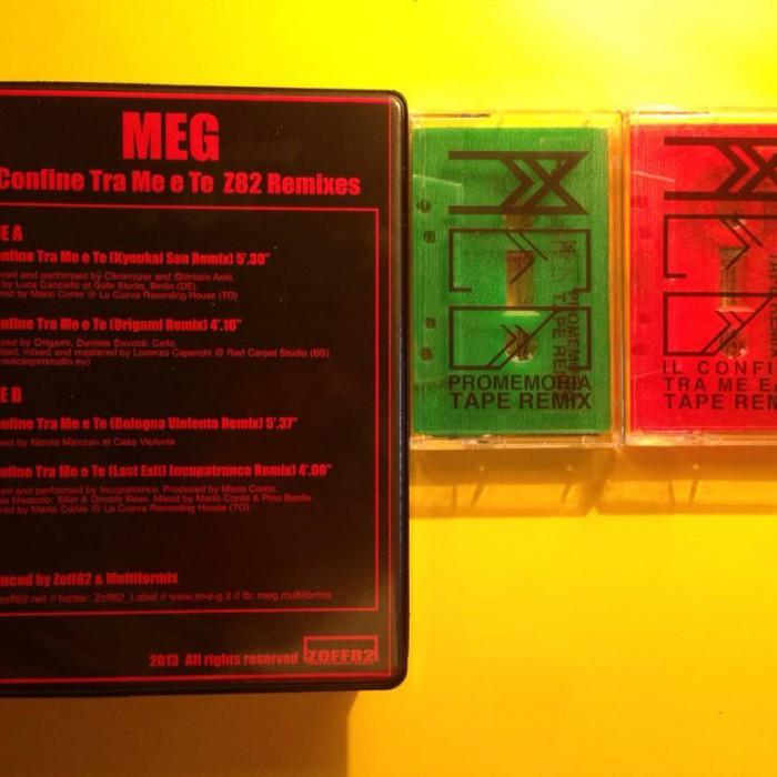 MEG - Il confine tra me e te [BV remix]