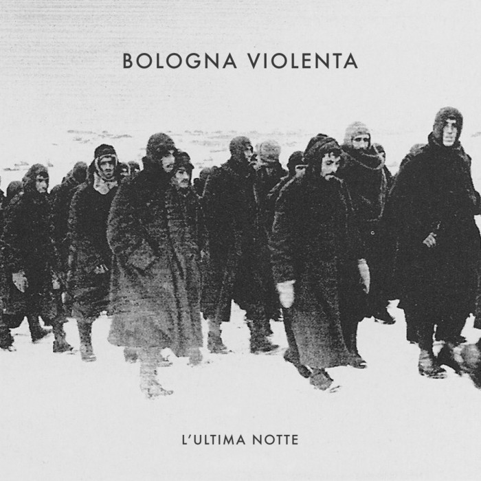 L'ultima Notte cover bandcamp